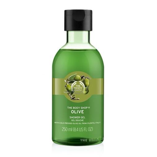 Body Shop Olive Body wash