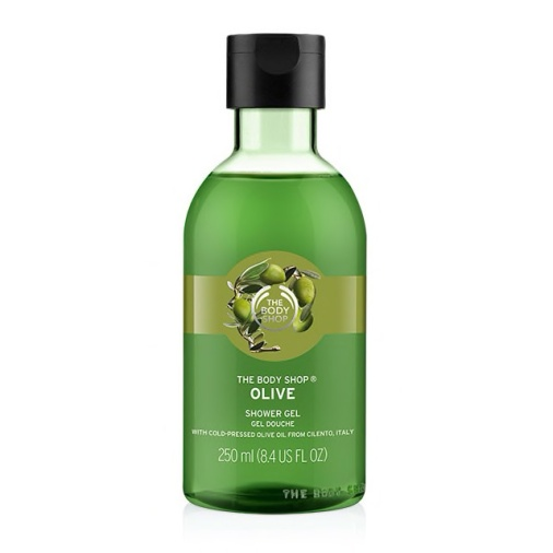 Body Shop Olive Body wash
