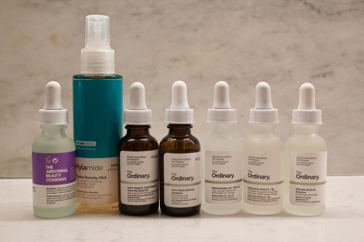 The Ordinary Line Up